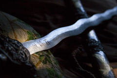 Ancient Deadly Art: Damascus Serpentine Blade (Life_After_Death - Shannon Day) Tags: life favorite art history texture metal canon photography eos death ancient day artistic personal steel chinese shannon age weapon tuesday sword copper after scholar form folded blade ornate dslr canondslr damascus canoneos serpentine mottled patterned hilt ttt sheath crafted lifeafterdeath 50d shannonday canoneos50d eosdslr canoneos50ddslr lifeafterdeathstudios lifeafterdeathphotography shannondayphotography shannondaylifeafterdeath lifeafterdeathstudiosartandphotography shannondayartandphotography