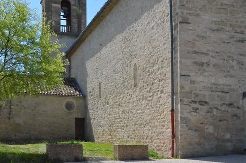 Pierrerue (Alpes de haute Provence), chapelle St-Pierre - 5
