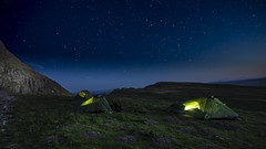 Wildcamp 2016 (Simian Photography) Tags: camping wild camp night stars yorkshire tent dales wildcamp