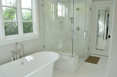 bath shower windows