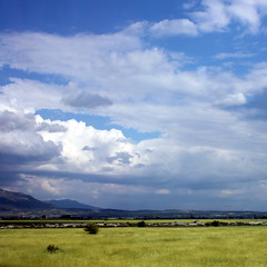 turkish landscape (7) (kexi) Tags: blue sky white green clouds canon turkey square landscape view may paysage 2015 instantfave