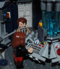 Lego Doctor Who, Hide (Finlay Yusef-Cook) Tags: lego who doctor tardis legography