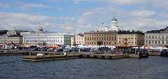 Kauppatori - marktplein aan de haven