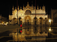 Don't look now (scene 5) (kenny barker) Tags: venice italy night basilicasanmarco