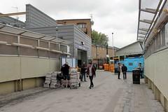 Whitechapel Underground station (bowroaduk) Tags: tube londonunderground londontransport