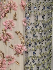 Details (djpalmer1953) Tags: fashion fabric dresses museums metropolitanmuseum costumeinstute