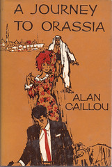 A Journey to Orassia (54mge) Tags: crime dustjacket fiction novel allen