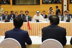 سمو الشيخ عبدالله بن زايد يترأس وفد الدولة في أعمال اللجنة العليا المشتركة بين دولة الإمارات وفيتنام (H.H. Sheikh Abdullah bin Zayed Al Nahyan) Tags: vietnam زايد بن عبدالله abz