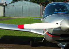 TECNAM Aircraft (Antnio A. Huergo de Carvalho) Tags: golf airplane experimental aircraft aviation avio aviao pulia tecnam p96 p96golf aviaoexperimental