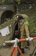 LWC_3413 (Man with a Hat) Tags: northnorfolkrailway dadsarmy weybourne nnr