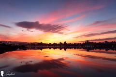 2016.5.29  (Steven Weng) Tags: light clouds sunrise canon taiwan taipei    skyfire  ef1740   eos5d2