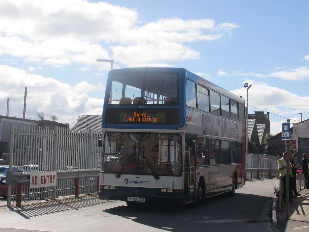 Stagecoach East Scotland 16931 SP03GDU Seagate Bus Stn, Dundee (1280x960)  (dearingbuspix)