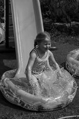 Fun N Sun (richardsolway) Tags: slide water child splash pool paddling summer fun playing