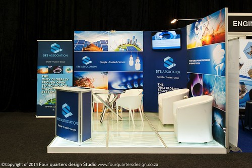 exhibition stand STSAssociation