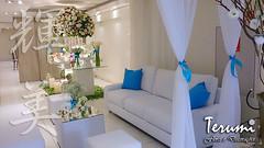Buffet Surreal (Terumi Flores e Decoraes) Tags: lounge surreal casamento decorao debutante terumi arranjofloral mesadedoces terumiflores surrealbuffet cortinadeled buffetsurreal