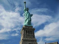 Statue of Liberty - Freiheitsstatue - New York (www.elbpresse.de) Tags: new york statue liberty island amerika unescowelterbe freiheitsstatue