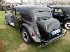 Citroen TA 11 BN 1956 (Zappadong) Tags: auto classic car automobile citroen traction 11 voiture bn coche classics oldtimer 1956 ta oldie avant carshow haltern youngtimer 2016 automobil oldtimertreffen zappadong