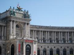 Neue Burg (New Castle), Hofburg Palace, Vienna (Wiebke) Tags: vienna wien sterreich austria europe architecture architektur hofburg hofburgpalace palace