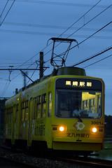 DSC3323 (nEUROn FL) Tags: railway train streetcar kokura chikuhou chikuhouelectricrailway cer