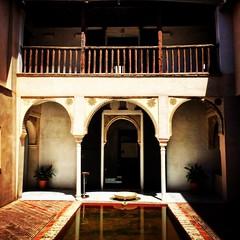 Casa de Zafra (Juan J. Mrquez (de vuelta a la batalla)) Tags: color granada historia albaicin casazafra