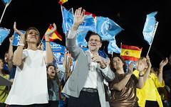 Acto de fin de campaa en Madrid (Partido Popular) Tags: madrid rajoy marianorajoy cospedal mdoloresdecospedal rajoypp