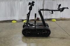 Military robot (futureatlas.com) Tags: army robot technology arm military robotics mtrstalon4