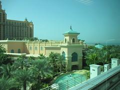 Dubai Atlantis (Rikebusch) Tags: dubai atlantis pool palm jumeirah sun beach water turkos uae emirates