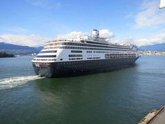 IMG_2663 (sevargmt) Tags: vancouver british colombia bc canada cruise ncl norwegian pearl may 2016 downtown place holland america volendam ship