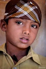 Bandana for Namaz (Ali Chatai   Photo.blog) Tags: pakistan portrait people art photography fort ali bandana sands thar derawar chatai alichatai