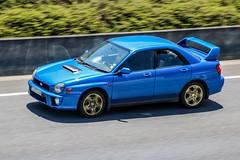 Impreza WRX (xwattez) Tags: subaru impreza wrx voiture automobile japonaise japanese car vhicule transports route road blagnac france 2016