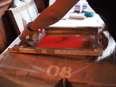 Be Smart Choose Art - 21st June 2016 (ross_t) Tags: art design handmade workshop printing silkscreen peoplesparktavern besmartchooseart