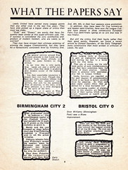 Birmingham City vs Derby County - 1968 - Page 8 (The Sky Strikers) Tags: county city two st magazine football official birmingham andrews division derby league 1s