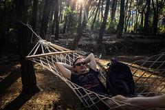 After the descent (Melissa Maples) Tags: cameraphone sunset man apple turkey evening asia sundown dusk trkiye hammock jules chimera iphone chimaira  yanarta iral iphone6