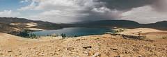 Lac de Tislit (Admiral Vibration) Tags: africa color water montagne lac maroc marocco hautatlas fantasticnature