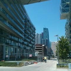 Pier 27, 3 #toronto #condos #torontoharbour #pier27 #latergram (randyfmcdonald) Tags: toronto architecture square squareformat condos torontoharbour pier27 iphoneography instagramapp uploaded:by=instagram