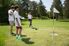 028 (patrizia lanna) Tags: persone albero allenatore buca calcio campo esterno footgolf giocatore gioco golf luce memorial movimento natura palla panorama parco prato verde rapallo italia