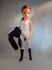 Dressage top 1983 (CooperFalcon) Tags: sindy