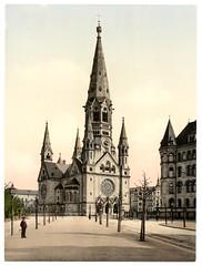 Berlin (10) (DenjaChe) Tags: berlin 1900 postcards 1900s postkarten ansichtskarten