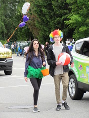 Halloween only a few months away (jamica1) Tags: canada bc okanagan may columbia days parade british kelowna rutland