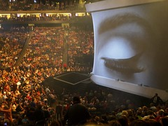 Adele- July 5th, Xcel Energy Center (erintheredmc) Tags: adele concert st paul saint twin cities xcel energy center july 5th 2016 first night one sold out show tour laurie blue adkins hello 25 british uk artist singer songwriter pop best world fucking awesome set fire rain from other side send love water under bridge 19 21 skyfall make you feel sweetest devotion tottenham burberry dress fuji finepix f900exr