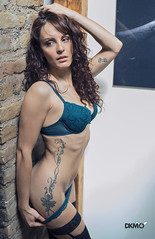 Aurlia (DKMO Photographie) Tags: dkmo strasbourg alsace laurentfrauli aurlia tatoo tatouage ink gorgeous girl skin encre breast chest poitrine bra soutiengorge stockings portejarretelle pretty chevelure hair