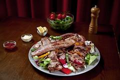 grigliata (giulio.pedretti) Tags: food meat italianfood torino barbecue sauces