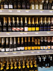 July 9, 2016 (Christine was here) Tags: wine champagne alcohol veuve clicquot moscato