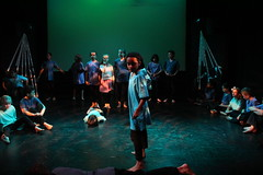Stages of Half Moon - Equinox Youth Theatre, Hopscotch Hypnosis, 1 July 2016 (9) (Half Moon Theatre) Tags: moon youth theatre stages half equinox halfmoon halfmoontheatre