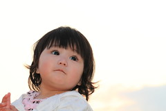 Wish (^-^) ( Spice (^_^)) Tags: trip travel vacation portrait baby holiday color girl face japan female geotagged asian photography japanese infant asia child human babygirl  bata   babae hija  goldenweek tatebayashi   springseason   sanggol cutelittlegirl gunmaprefecture      rheinauratsuji
