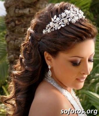 Penteados para noiva 016