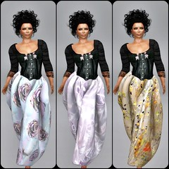 ALB BROOKE gown1,5, 8 MESH by  AnaLee Balut (Virus Collection) Tags: news alb