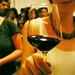 Bodega Abierta Cata: Punto 4. Agitando el vino