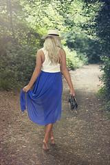 Sinead_Bushy pk 062013 1024 (6) (Jon Moran - Jonm2001) Tags: forest portraits summertime blondehair sunnyday greengrass fashionshot summerphoto forestwalks colourportraits jonm2001 jonmoranphotography sineadlawes