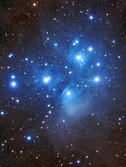 M45 - The Pleiades (bob_franke) Tags: deepspace competition:astrophoto=2013